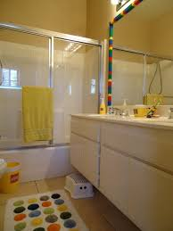 Mickey Mouse Bathroom Ideas by Bathroom Kids Bathroom Designs In Mickey Mouse Theme With White