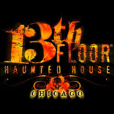 13th Floor Blackout Promo Code by 13th Floor Haunted House Haunted Houses Chicago