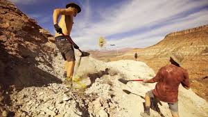 Red Bull Rampage 2015 Riders Battle Over Limited Land For Lines