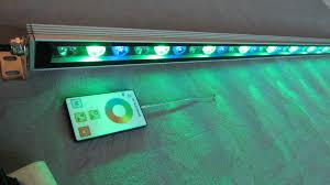 ac110v 220v 30w rgb led wall washer lights led linear flood light
