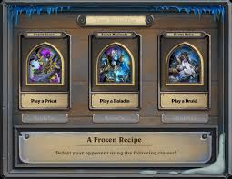 Paladin Hearthstone Deck Lich King by August 2017 Fireside Brawl A Frozen Recipe Fireside Gatherings