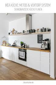 ikea küche planen und aufbauen metod und voxtorp system