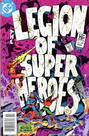 Legion Of Super Heroes 1980 2nd Series Canadian Price Variant 293