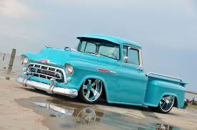 100 1957 Truck Chevrolet 3100 The Blueprint