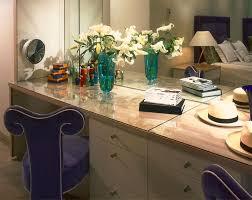 Corner Bedroom Vanity by Bedroom Furniture Bedroom Cool Desks And Corner Black Polished