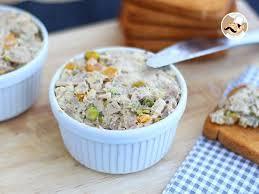 rillette de poulet maison rillettes de poulet moutarde pistache recette ptitchef