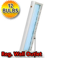 12v 100 watt stand up canopy tanning bed