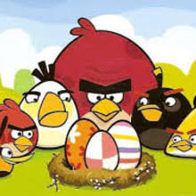 The Angry Birds Easter Egg Hunt Video