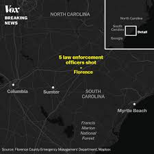 Florence County South Carolina Shooting 7 Police Officers Shot Vox