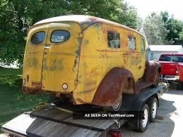 100 1946 Chevy Panel Truck