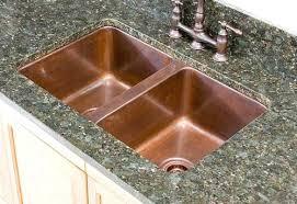 33x22 Copper Kitchen Sink by Copper Kitchen Sink Hammered Undermount Single Bowl U2013 Intunition Com