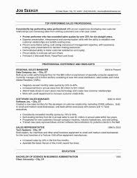 Cold Call Cover Letter Samples Best Of Business To Sales Resume Sample Fresh Center