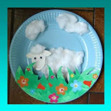 Paper Plate Craft Idea For Kids