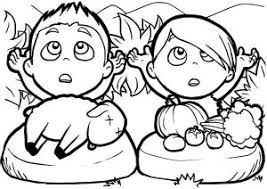 Bible Coloring Pages Cain Abel Gallery One And
