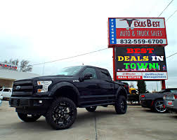 100 Houston Trucks For Sale Save With Us Here At Finchers Texas Best Auto Truck S