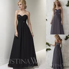 charcoal gray bridesmaids dresses vosoi com
