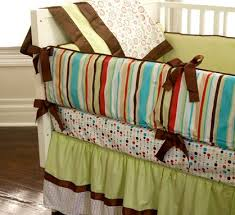 caden lane avery four piece crib bedding set the frog and the