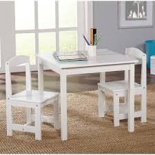 Simple Living White 3-piece Hayden Kids Table/Chair Set Kids Study Table Chairs Details About Kids Table Chair Set Multi Color Toddler Activity Plastic Boys Girls Square Play Goplus 5 Piece Pine Wood Children Room Fniture Natural New Hw55008na Schon Childrens And Enchanting The Whisper Nick Jr Dora The Explorer Storage And Advantages Of Purchasing Wooden Tables Chairs For Buy Latest Sets At Best Price Online In Asunflower With Adjustable Legs As Ding Simple Her Tool Belt Solid Study Desk Chalkboard Game