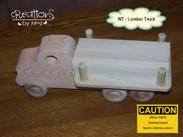 100 Wood Trucks Toy Cars And Creations By M And J