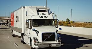Denver - Beer Run! Self-driving Truck Goes 120-plus Miles On Delivery