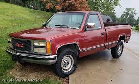 1990 GMC Sierra 2500 Pickup Truck | Item BW9248 | SOLD! Octo...