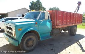1972 Chevrolet C50 Grain Truck | Item FO9049 | SOLD! October...