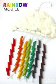 Simple Craft Ideas For Senior Citizens Best Spring Crafts On Rainbow Pasta Kids