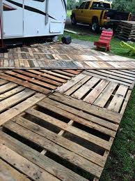 Pallet Deck Diy Ideas And Instructions