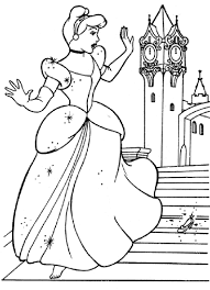Coloriage Princesse Cendrillon A Imprimer Digitaltrendinfo