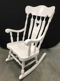 Wooden Rocking Chair In White Painted Finish - Feb 20, 2019 | The ... Family Room With Antique Wooden Storage Chest Coffee Table Ladderback Rocking Chair George Washingtons Mount Vernon Victorian Antique Windsor Rocking Chair English Armchair Yorkshire Childs Commode 17511850 Full View Static 1850 To 1875 Etsy A Steel And Leather In The Manner Of Rw Winfield Beautiful Rare Swedish Gungstol Dating From Stock Photos Plantation Jumbo White Paint Dcg Stores Chairs Buy Indoor Outdoor Patio Rockers Online Lassco Englands Prime Resource For Architectural Antiques Exceptional Early C Arrowback Very Good