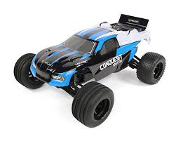 Conquest 10ST XLR Brushless 1/10 RTR 2WD Stadium Truck By Helion ...