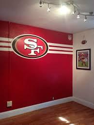 Denver Broncos 49ers Bedroom Ideas