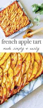 Rustic Apple Tart The Best And Easiest Recipe Ever