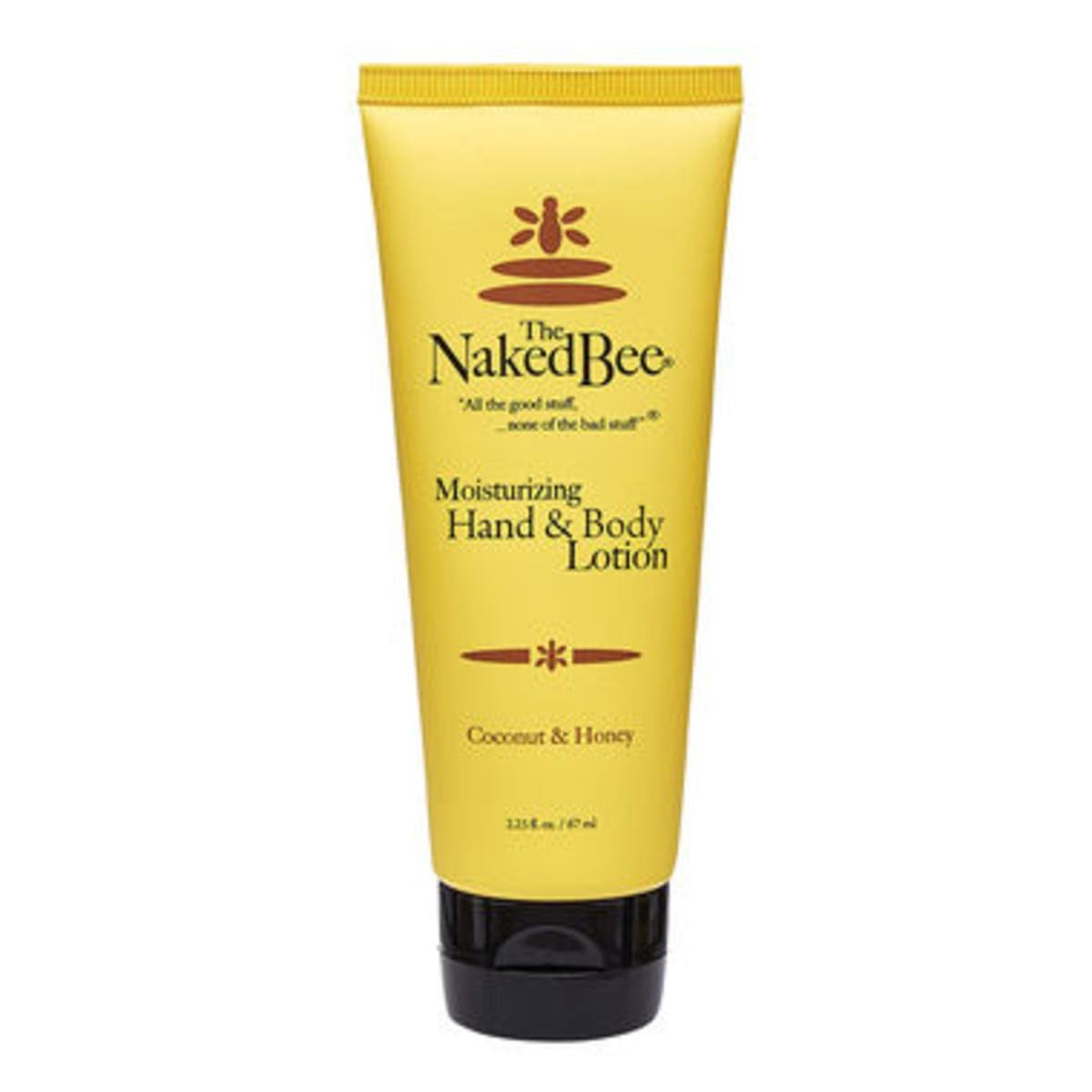 The Naked Bee Moisturizing Hand and Body Lotion - Coconut & Honey
