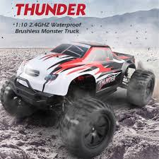 100 Radio For Trucks 70kmh RC Cars Brushless Truck Updated Version 24G Control Car Toys Buggy High Speed OffRoad Toys For Children