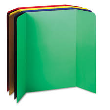 Single Wall Corrugated Presentation Board