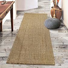 de floordirekt jute teppich natur teppich urbano