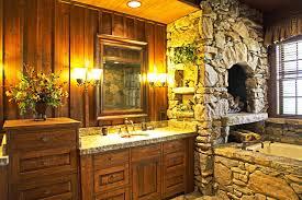 Rustic Bathroom Rug Sets by Luxury Mountain Lodge Rustic Bathroom Other Metro By Mosscreek