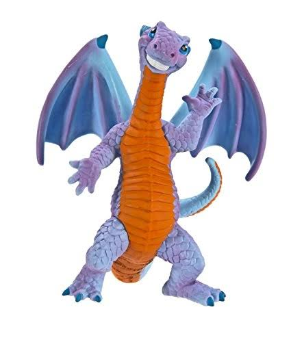 Safari Ltd Happy Dragon Fantasy Figure Educational Figurine