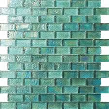 daltile glass reflections 3 x 6 gr02 whisper green brick subway