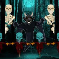 Halloween Escape Walkthrough by Halloween Haunted Forest Escape Walkthrough