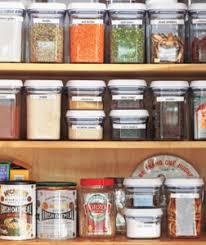 comment bien ranger une cuisine rangement cuisine la zone de provision le de