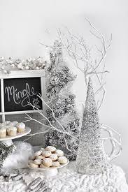 Create A Winter Wonderland Dessert Bar For New Years Eve 2017 Party Diy