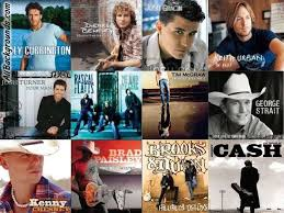 Country Singers Collage
