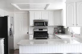 white square of pearl kitchen backsplash subway tile outlet
