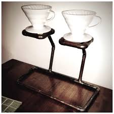 Coffee Pour Over Stand Station Diy Google Search On Hario