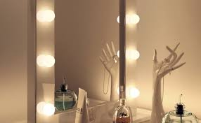 Diy Vanity Desk With Lights by Mirror Cheap Vanity Table Amazing Mirror On Stand For Dressing
