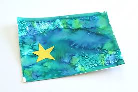 Art Activity For Kids To Go With The Story How Catch A Star