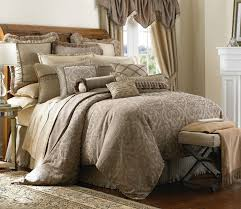 Oversized King Bedding In Terrific Furnitures Reference For