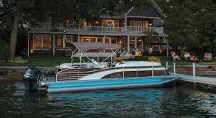 100 House Boat Designs Pontoon S By Bennington